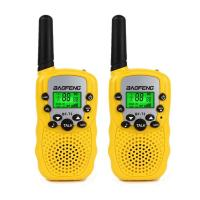Портативная рация Baofeng MiNi BF-T2 PMR446 Yellow (MiNiBFT2_Y)