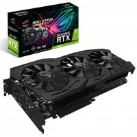 Видеокарта ASUS GeForce RTX2070 8192Mb ROG STRIX OC GAMING (ROG-STRIX-RTX2070-O8G-GAMING)