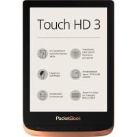 Электронная книга PocketBook 632 Touch HD 3 Spicy Copper (PB632-K-CIS)