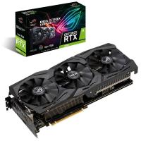 Видеокарта ASUS GeForce RTX2060 6144Mb ROG STRIX ADVANCED GAMING (ROG-STRIX-RTX2060-A6G-GAMING)