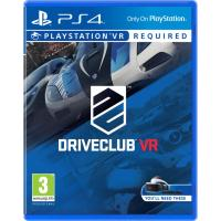 Игра SONY Driveclub VR PS4