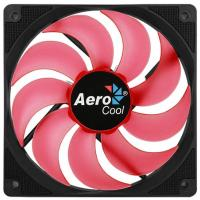 Кулер для корпуса AeroCool Motion 12 Plus Red LED