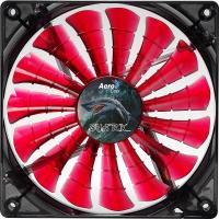 Кулер для корпуса AeroCool Shark Fan Devil Red LED