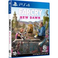 Игра SONY Far Cry. New Dawn[PS4, Russian version] (0003858)