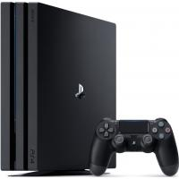 Игровая консоль SONY PlayStation 4 Pro 1TB (God of War & Horizon Zero Dawn CE) (CUH-7208B)