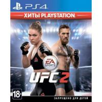 Игра SONY EA SPORTS UFC 2 (Хіти PlayStation)[PS4, Russian subtitles] (1071284)
