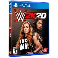 Игра SONY WWE 2K20 [PS4, English version] (5026555425629)