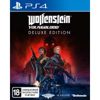Игра SONY Wolfenstein: Youngblood. Deluxe Edition [PS4, Russian subtit (6425540)