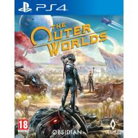 Игра SONY The Outer Worlds [PS4, Blu-Ray диск] (5026555426237)