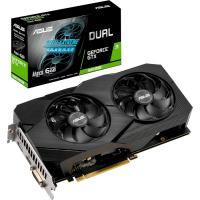 Видеокарта ASUS GeForce GTX1660 SUPER 6144Mb DUAL Advanced EVO (DUAL-GTX1660S-A6G-EVO)