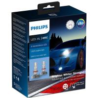 Автолампа PHILIPS H11 X-treme Ultinon LED+200%, 2 шт/компл. (11362XUX2)