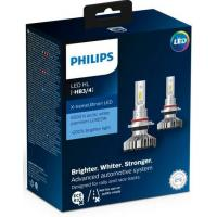 Автолампа PHILIPS HB3/HB4 X-treme Ultinon LED+200%, 2 шт/компл. (11005XUWX2)