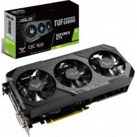 Видеокарта ASUS GeForce GTX1660 6144Mb TUF3 OC GAMING (TUF3-GTX1660-O6G-GAMING)