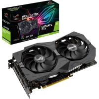 Видеокарта ASUS GeForce GTX1660 SUPER 6144Mb ROG STRIX ADVANCED GAMING (ROG-STRIX-GTX1660S-A6G-GAMING)