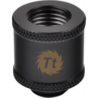 Фитинг для СВО ThermalTake Pacific G1/4 Female to Male 20mm Extender - Black (CL-W046-CU00BL-A)