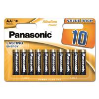 Батарейка PANASONIC AA LR6 Everyday Power * 10 (LR6REE/10B4F)