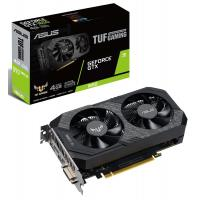 Видеокарта ASUS GeForce GTX1650 4096Mb TUF OC D6 GAMING (TUF-GTX1650-O4GD6-GAMING)