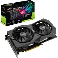 Видеокарта ASUS GeForce GTX1650 SUPER 4096Mb ROG STRIX GAMING (ROG-STRIX-GTX1650S-4G-GAMING)