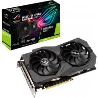 Видеокарта ASUS GeForce GTX1650 4096Mb ROG STRIX ADVANCED D6 GAMING (ROG-STRIX-GTX1650-A4GD6-GAMING)