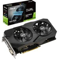 Видеокарта ASUS GeForce GTX1660 6144Mb DUAL ADVANCED EVO (DUAL-GTX1660-A6G-EVO)