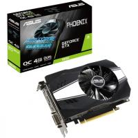 Видеокарта ASUS GeForce GTX1650 4096Mb PH OC V2 (PH-GTX1650-O4G-V2)