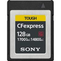 Карта памяти SONY 128GB CFExpress Type B (CEBG128.SYM)