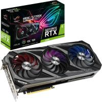Видеокарта ASUS GeForce RTX3080 10Gb ROG STRIX OC GAMING (ROG-STRIX-RTX3080-O10G-GAMING)