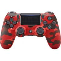 Геймпад SONY PS4 Dualshock 4 V2 Red Camouflage