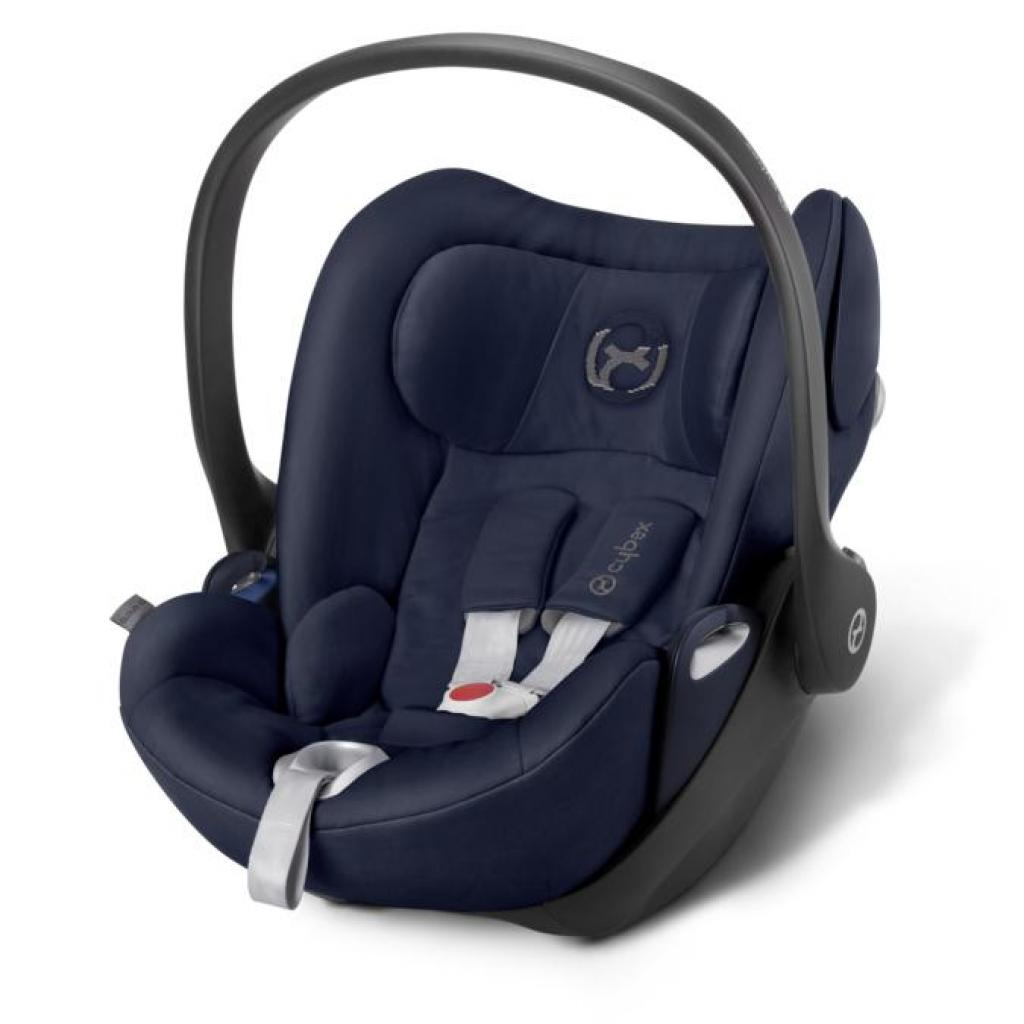 Автокресло Cybex Cloud Q Midnight Blue navy blue (517000035)
