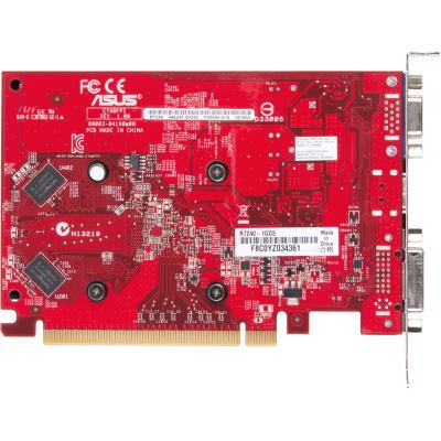Radeon R7 240 1024mb Asus R7240 1gd3 Gigabyte Gv R724oc 2gi Vga 2gb 128bit Gddr3