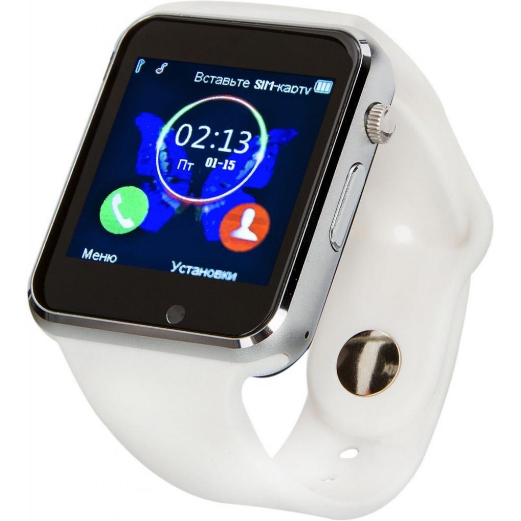 💻 Смарт-часы ATRIX Smart watch E07 (white) купить в киеве d18775c49d8b0